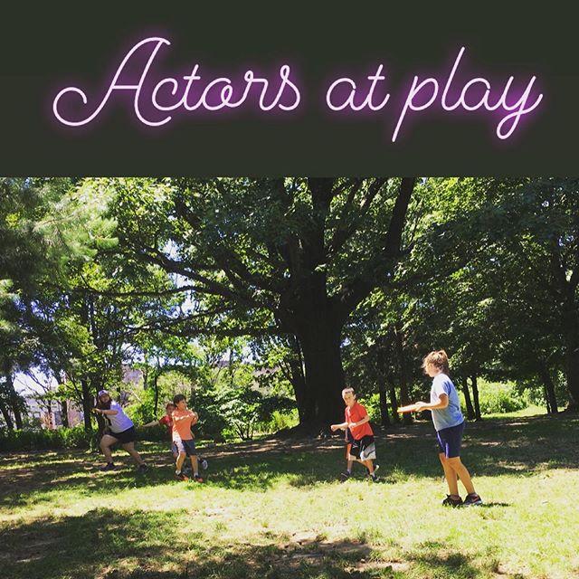 First day of Bound for Broadway Camp was a blast! 😎  #theatrekid #theatrecamp #actorslife #actorsinmotion