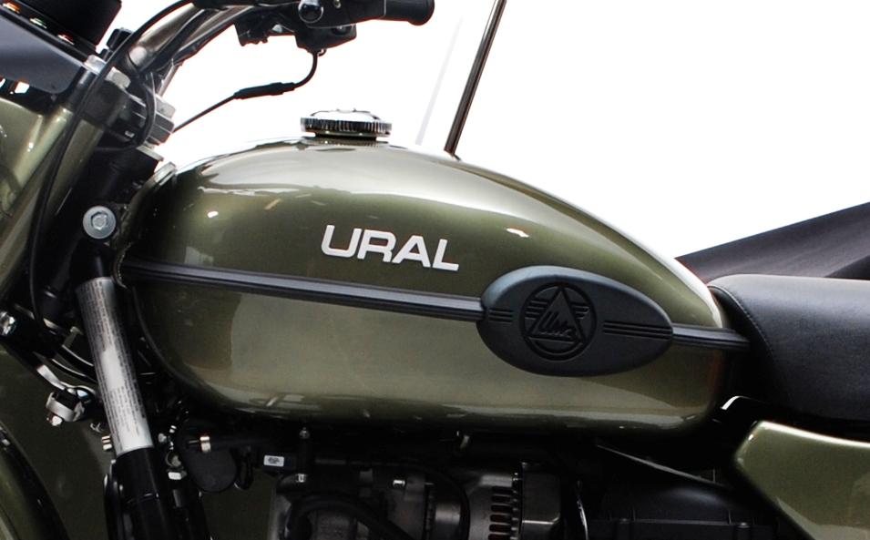 URAL Aluminium tank emblem sticker $12.90 each Knee Pads $60 set