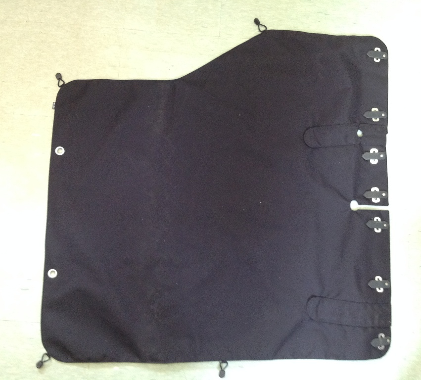 Pre 2012 with Square Tabs, Models from 2013 with Round Eyelets $195