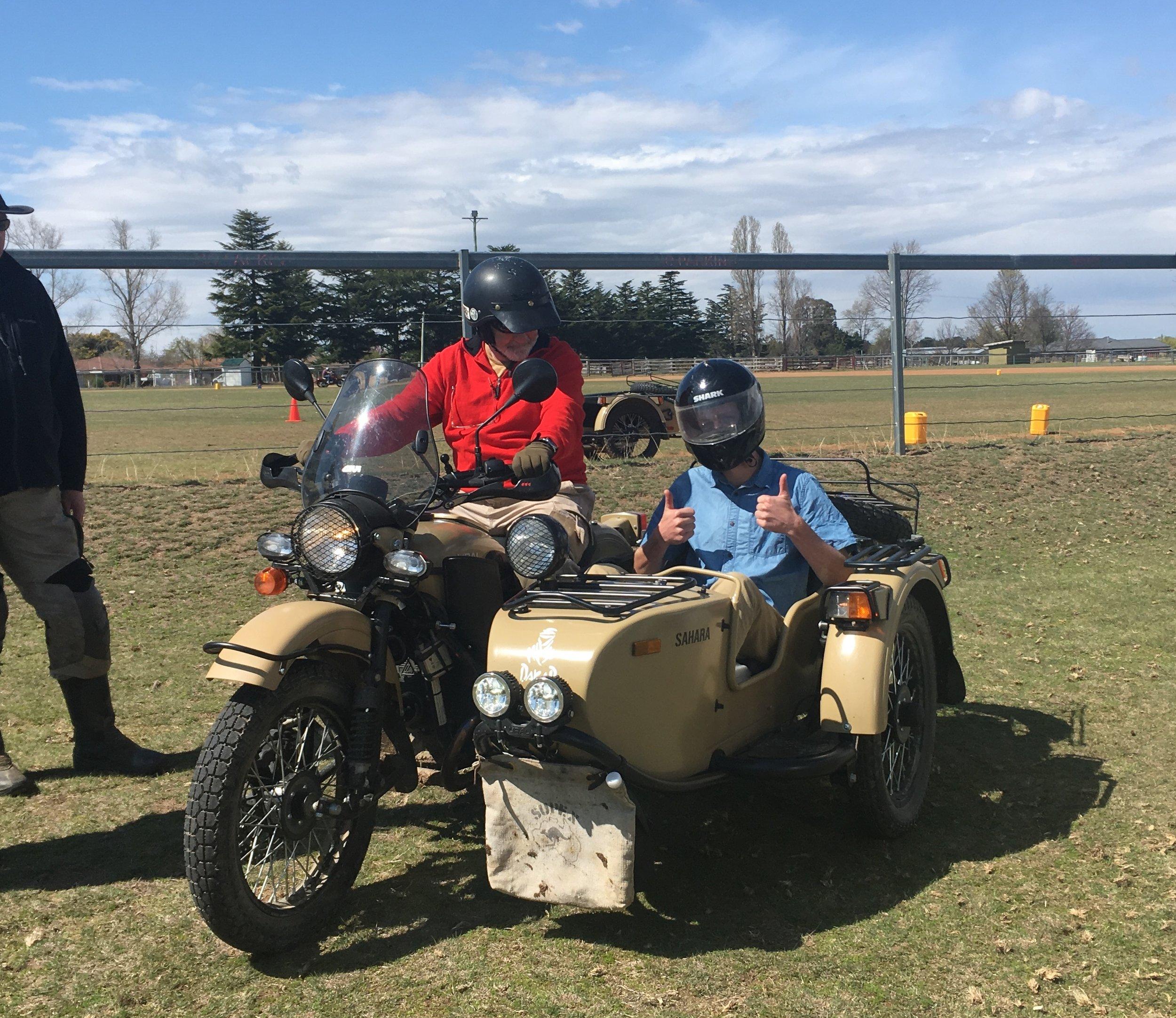Test Ride Day 8.JPG
