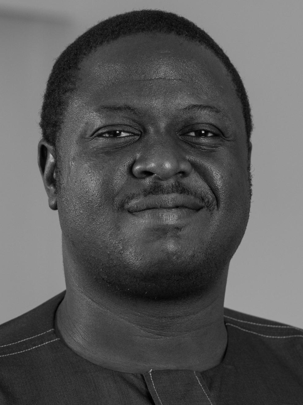 JACOB AKINOLA  SECURITY MANAGER - SPEARFISH WEST AFRICA