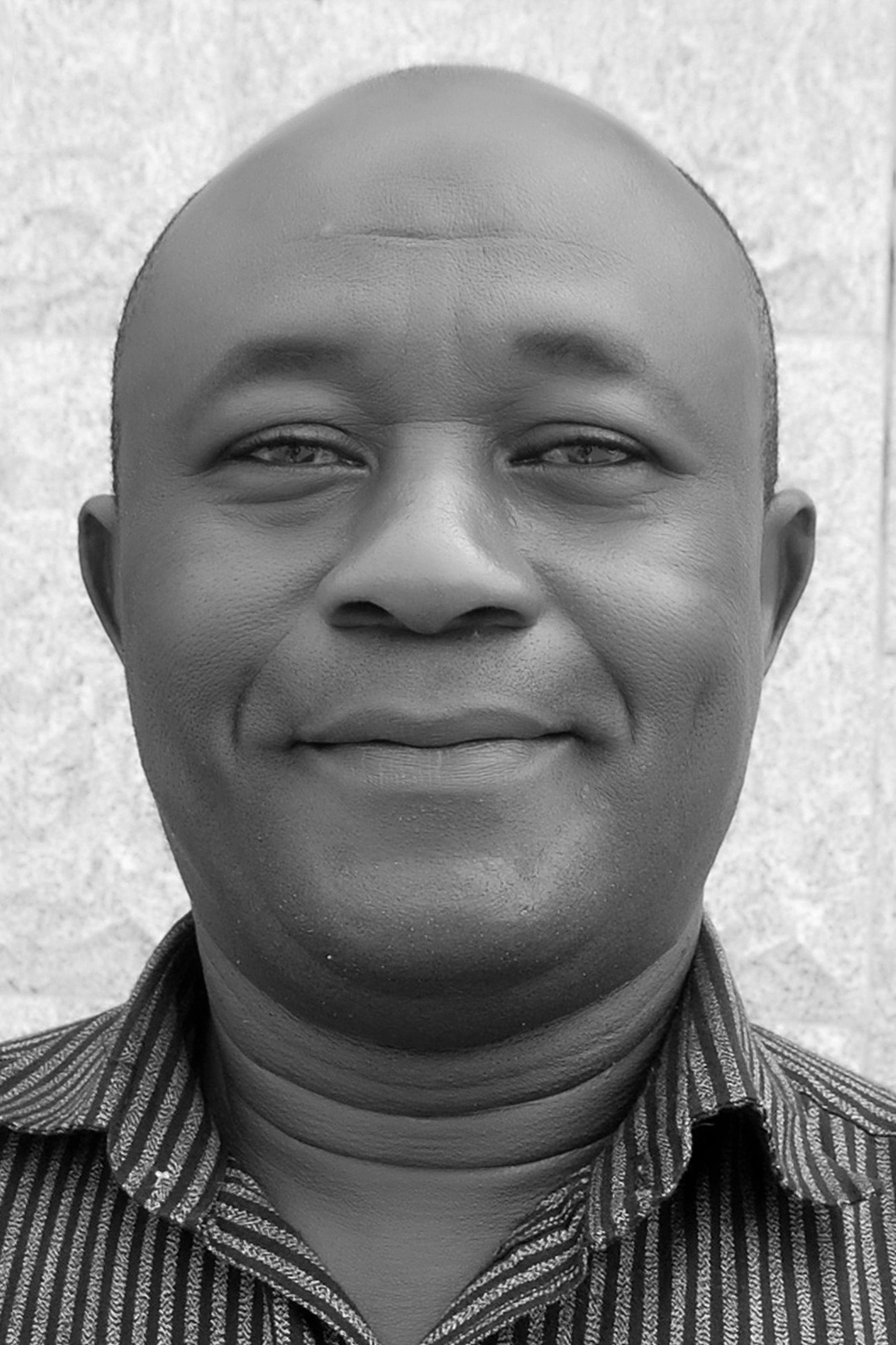 ISIAKA LEMBOYE  SECURITY MANAGER  NORTH EAST NIGERIA