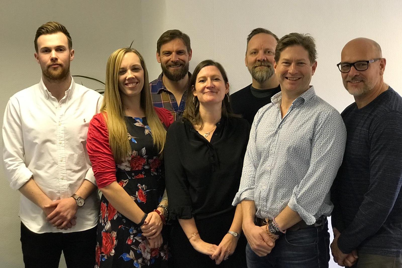 Spearfish UK 2019 Team