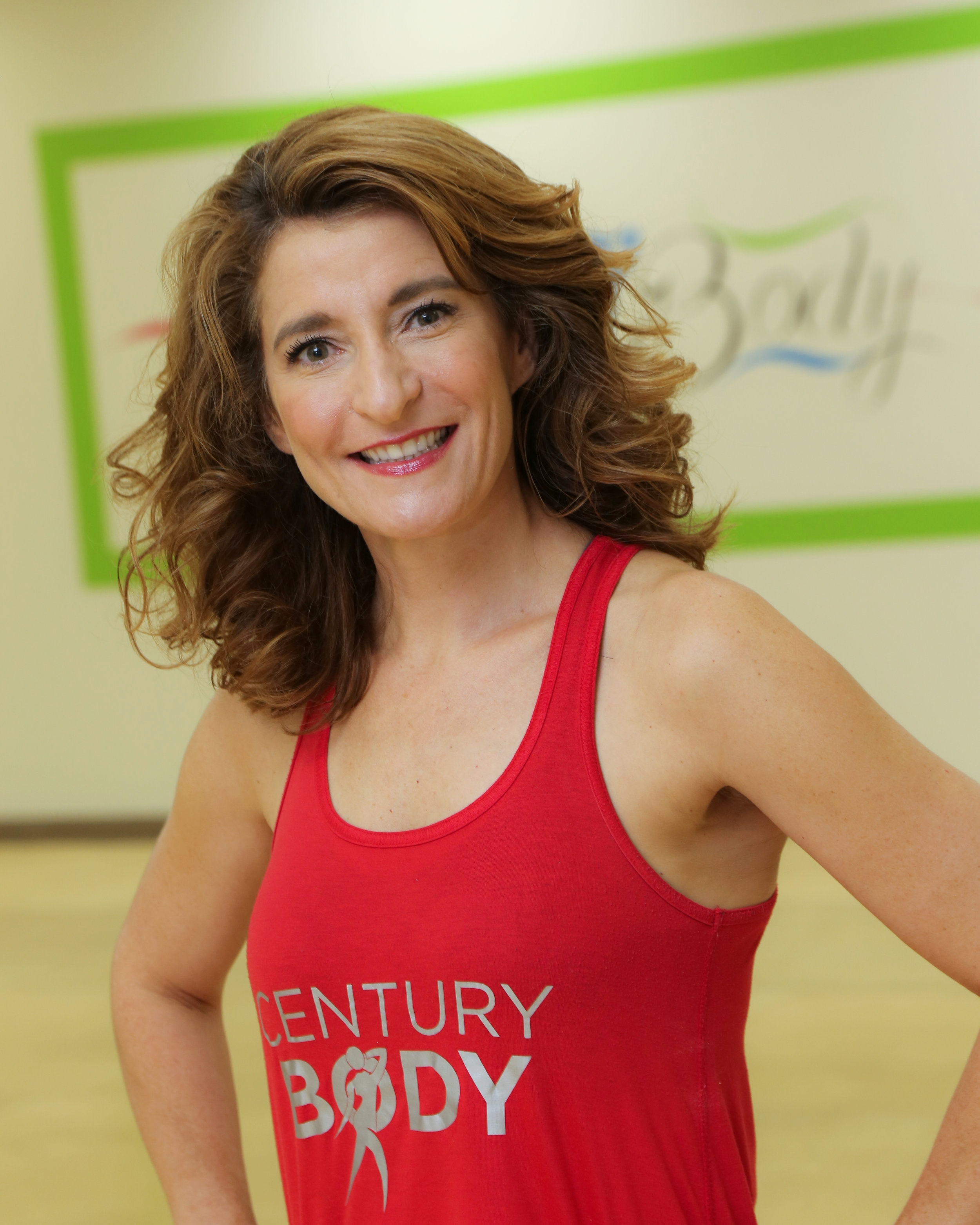 Deb Taylor   My Zumba® Fitness love story started in 2013 when I took my first Zumba® Fitness class at the urging of fellow instructor Bill Newton. I. Was. Hooked. I love everything about Zumba® Fitness -- the music, the moves, how it makes me feel, the fun and the people! No matter what kind of day I'm having, Zumba® Fitness always makes it better. The same goes for Century Body, a place where you are accepted for who you are no matter where you are in your fitness journey. Now as an instructor, I LOVE dancing with students. We feed off of each other's energy. I love seeing everyone smiling and doing something that brings them so much joy. Come join the fun with me!