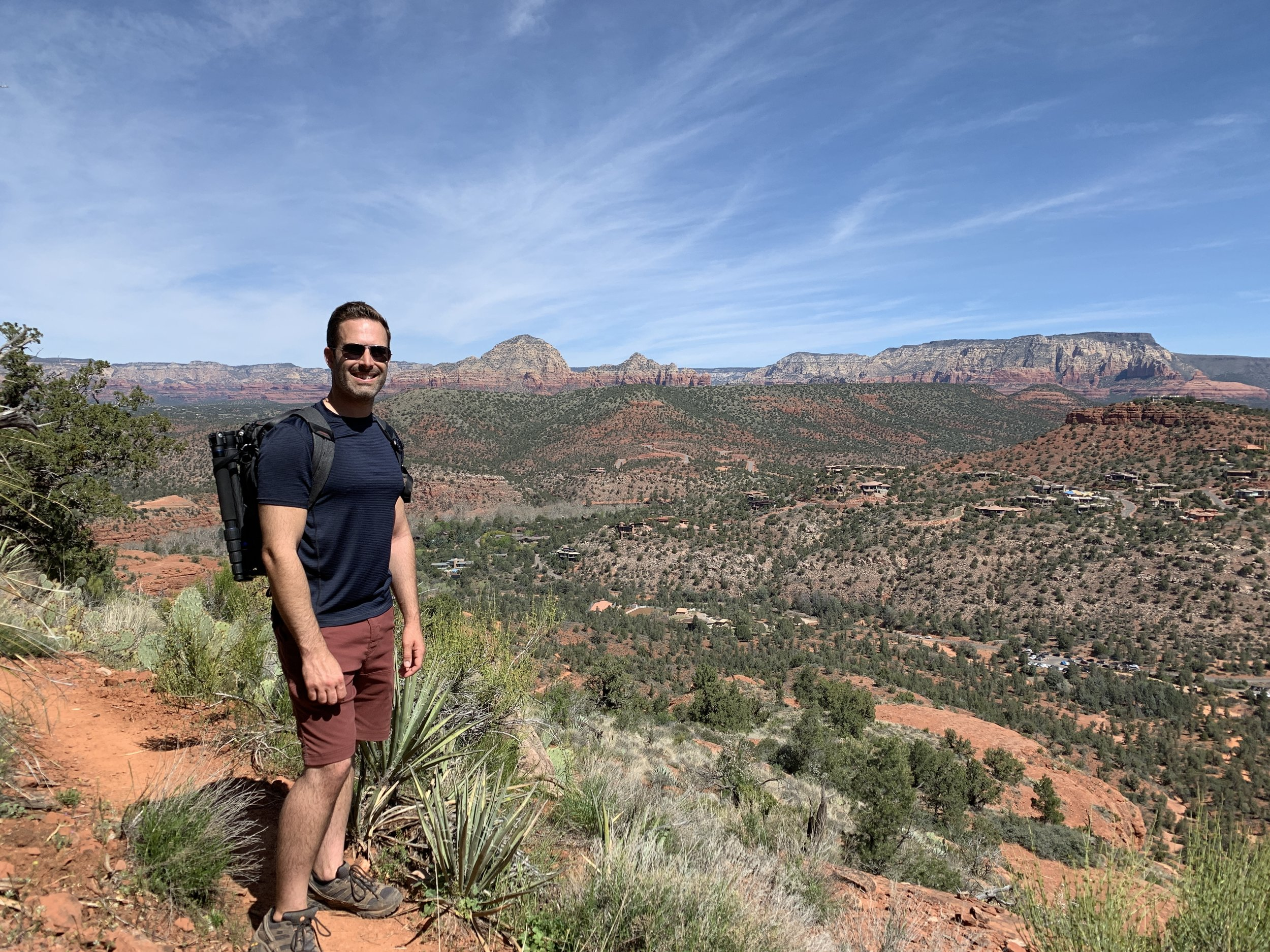 Cathedral Rock Trail, Sedona