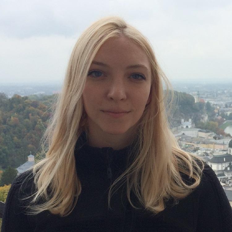 Sara Dunn (Technician, 2016)