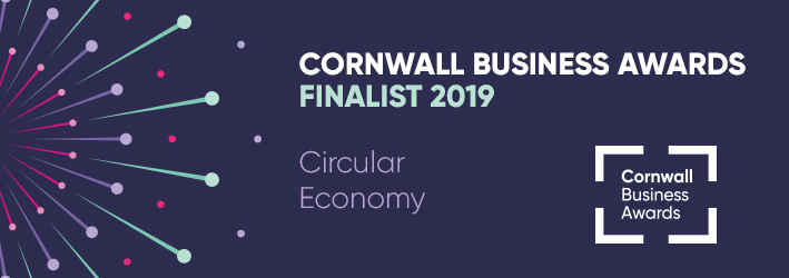 Tinkebu - Cornwall Business Awards