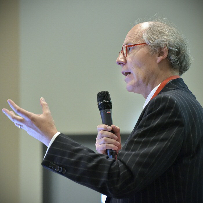 Jasper Knoester - Dean of the Faculty of Science and Engineering (FSE) of the University of Groningen