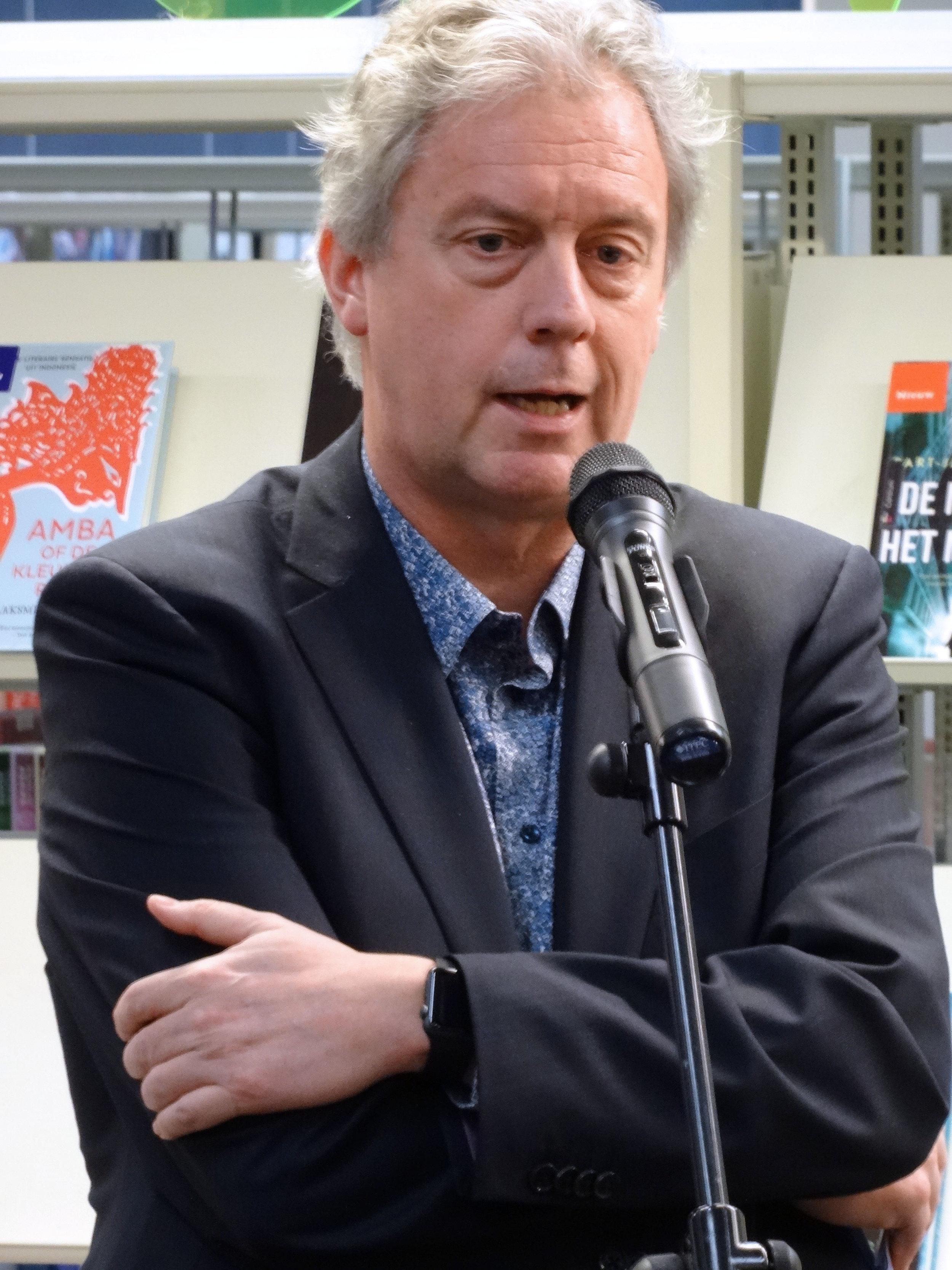 Elmer Sterken - Rector Magnificus of the University of Groningen