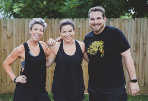 Celebrity Trainer Erin Oprea
