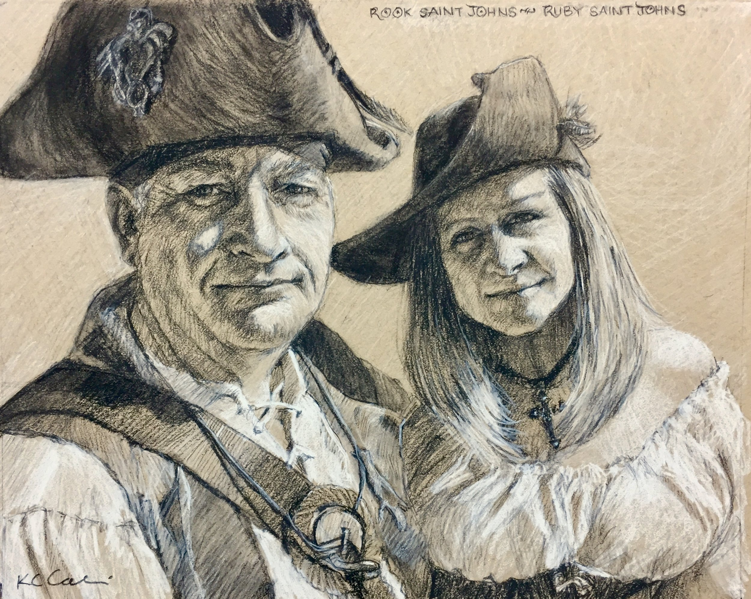 Jack & Ruby    [sold]