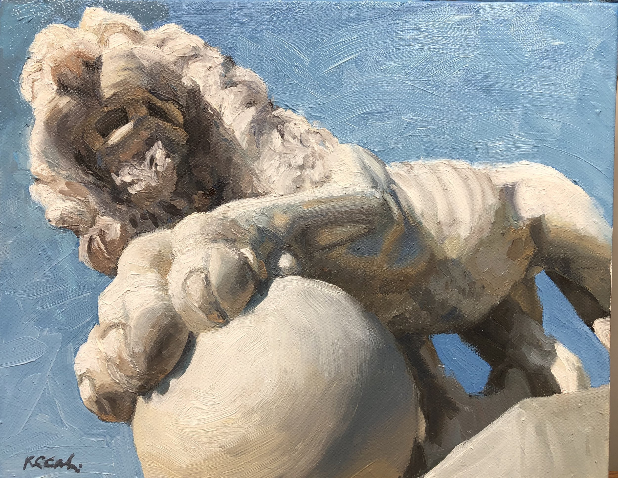 "Firm or Faithful? | 10"" x 8"" 