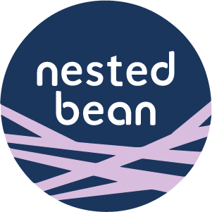 Nested Bean - Helps babies sleep. Great nights sleep.