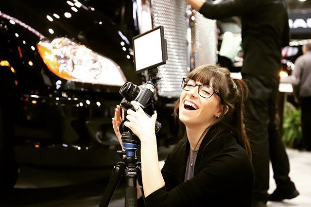 Just shooting a bumper, nothing to see here. Thanks for the candid @_clems_pictures ! #video #girl #videographer #shoot #edit #capture #fujifilm #xt3 #expocam2019 #trucks #promo #camera #like #follow #montreal #film #instagood #instapic