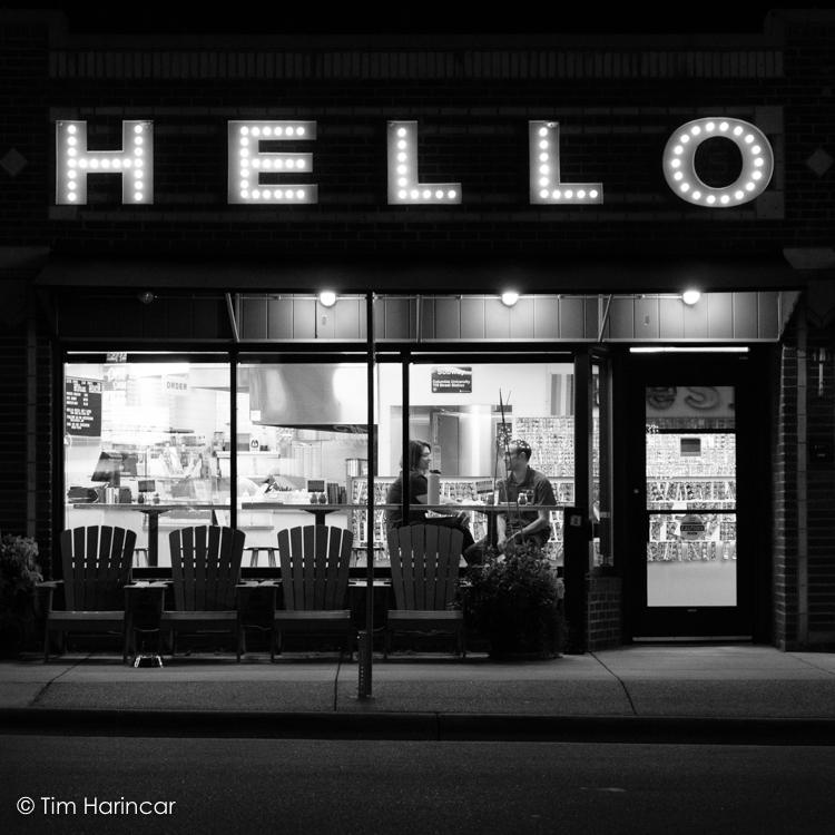 First Date © 2018 Tim Harincar
