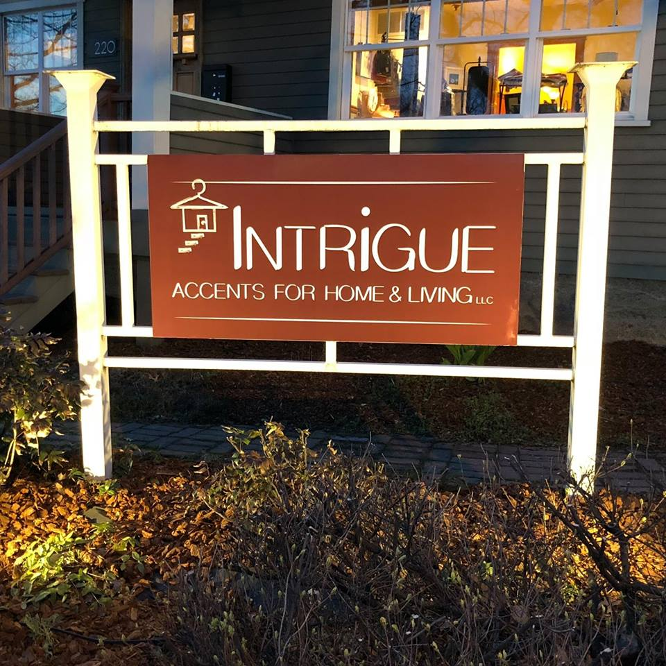 INTRIGUE-Accents for Home & Living -