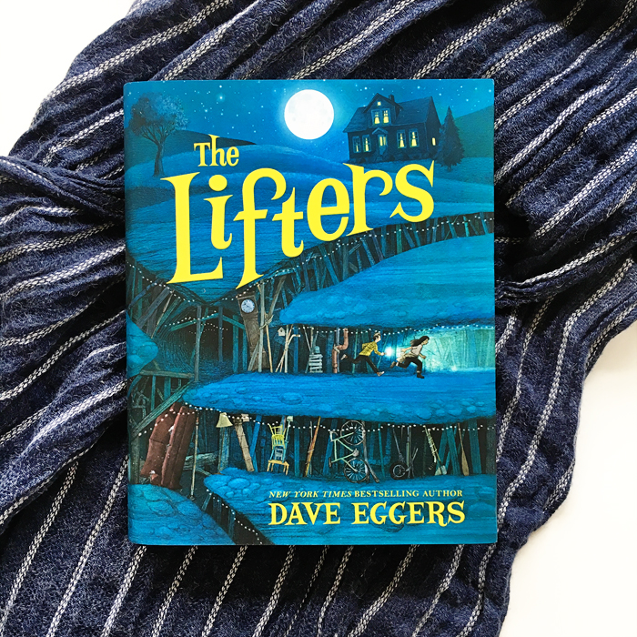 The Lifters and an Interview with Dave Eggers | Avery and Augustine