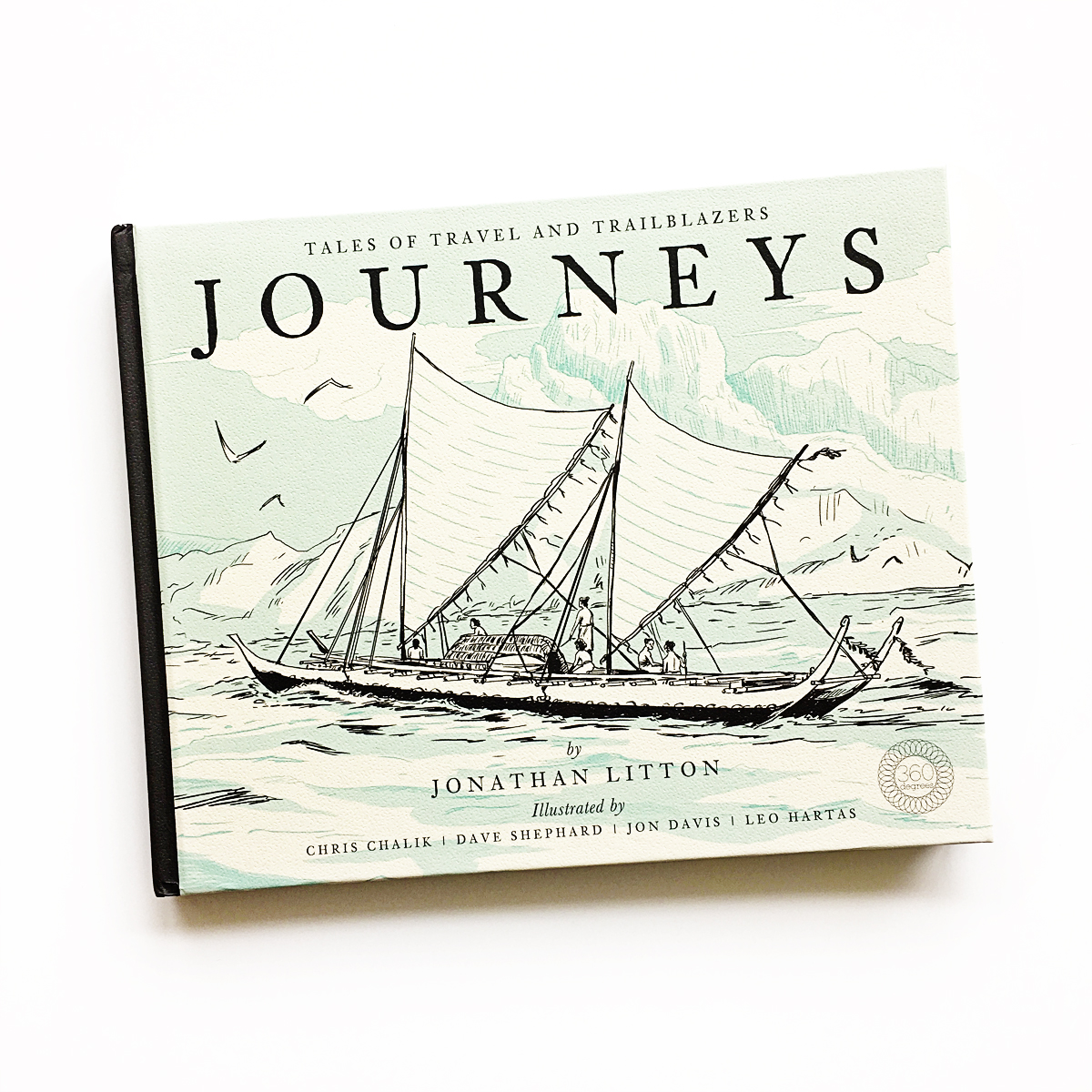 Journeys: Tales of Travel and Trailblazers   Avery and Augustine