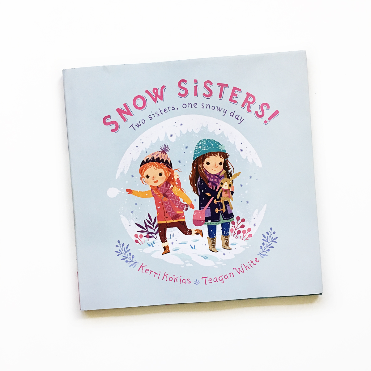 Snow Sisters   Avery and Augustine