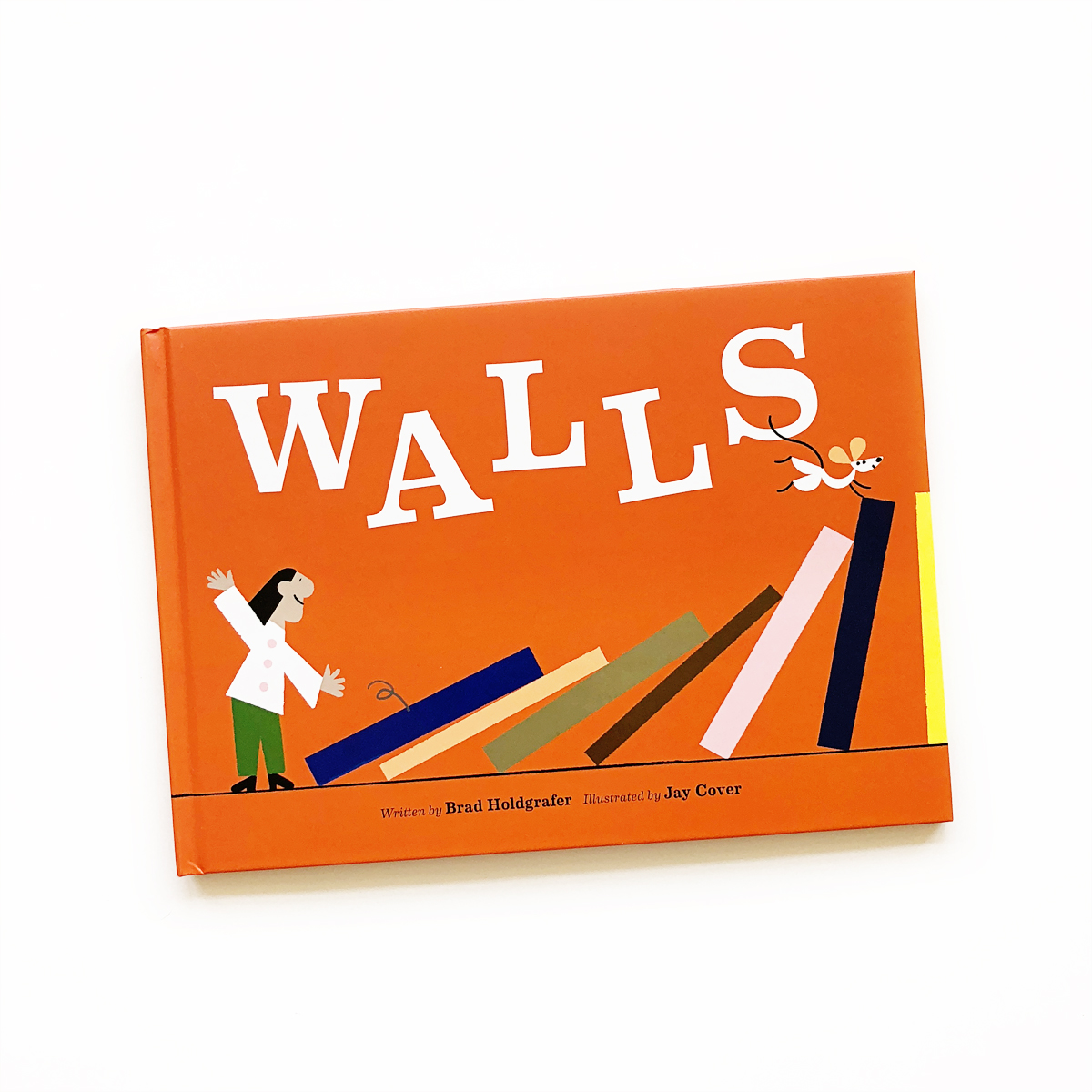 Walls | Avery and Augustine