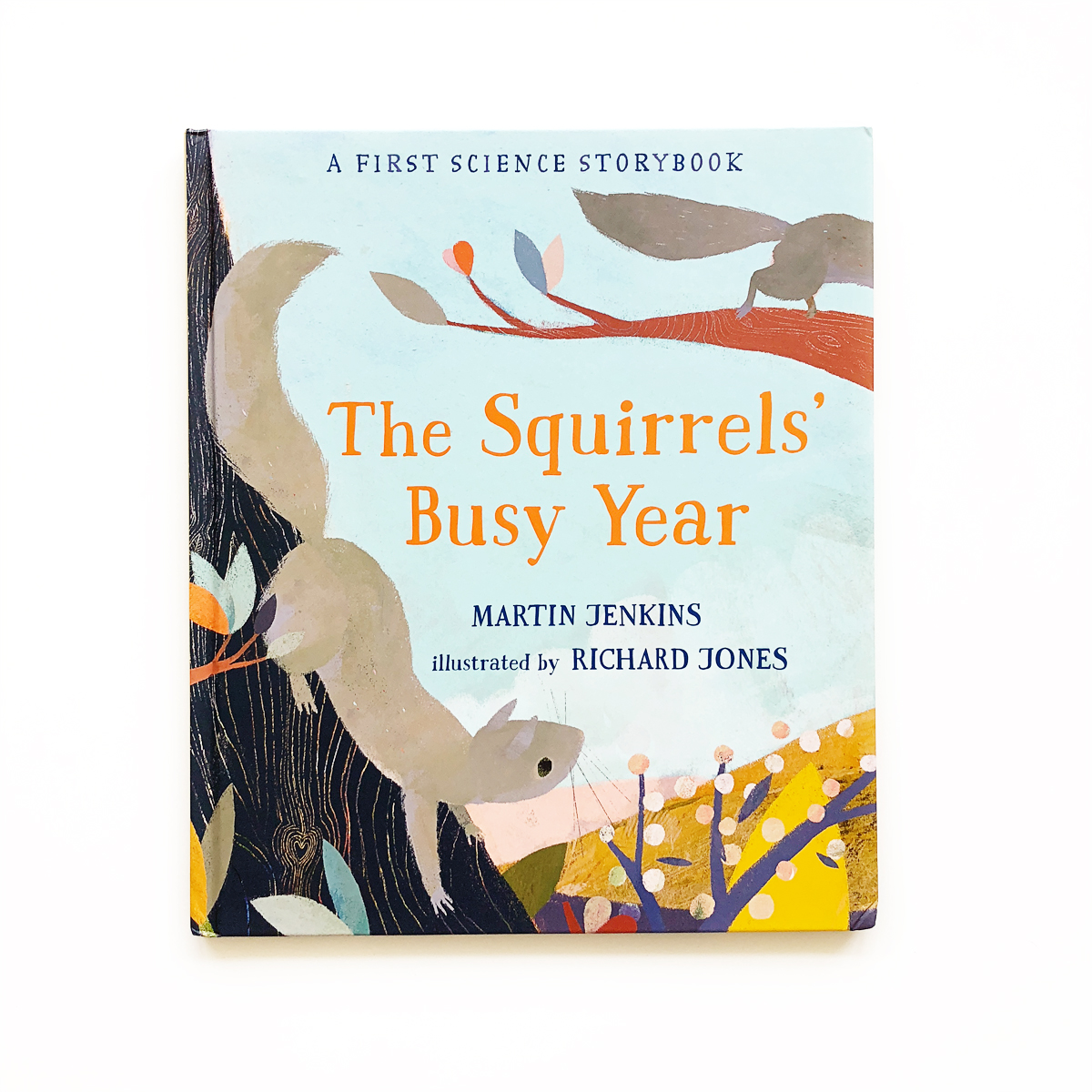 The Squirrels' Busy Year | Avery and Augustine
