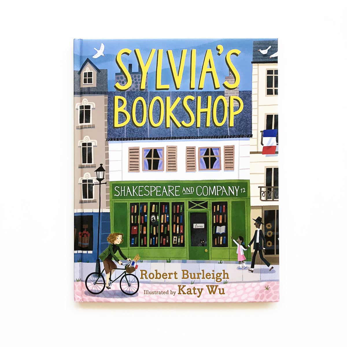 Sylvia's Bookshop: The Story of Paris's Beloved Bookstore | Avery and Augustine