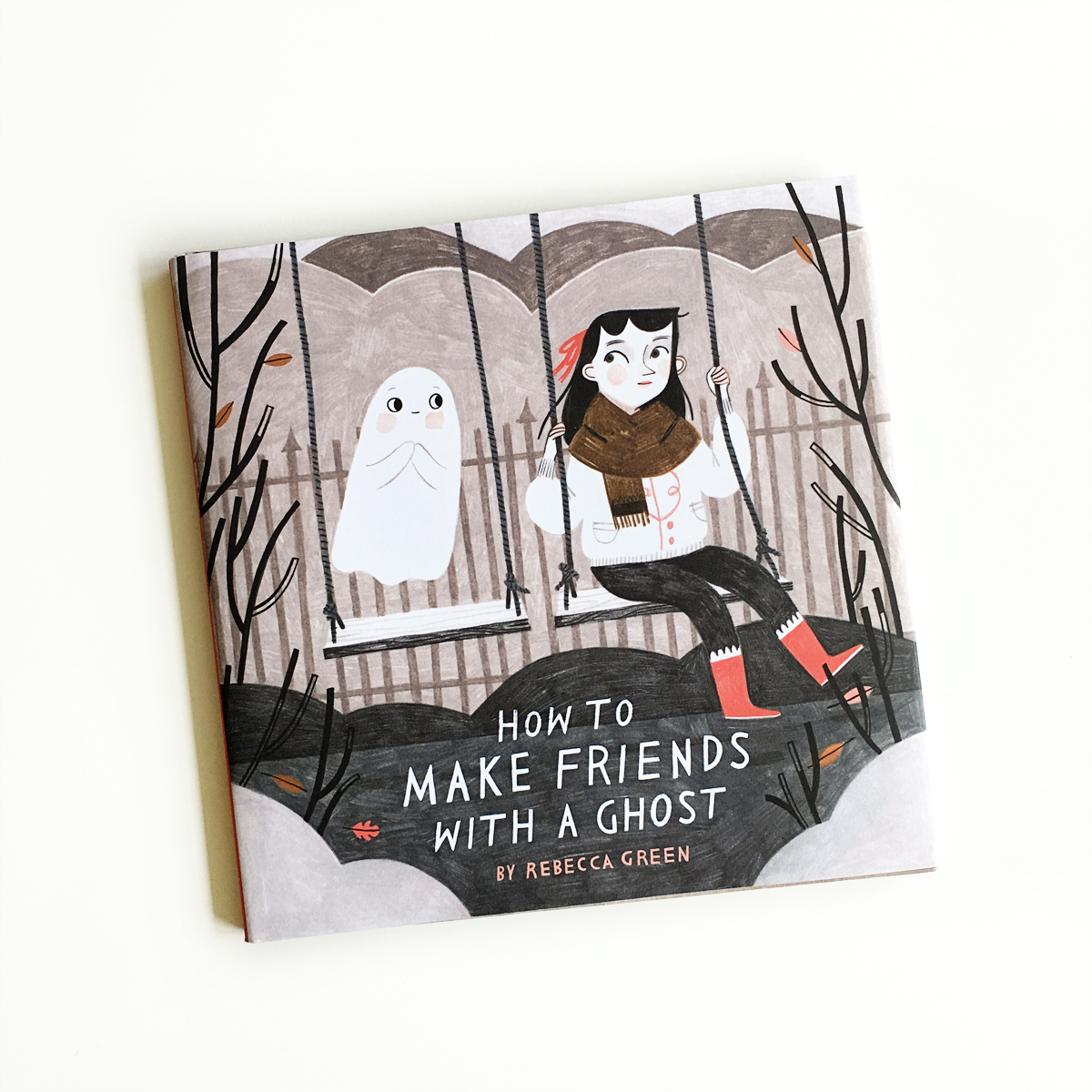 How to Make Friends with a Ghost | Avery and Augustine