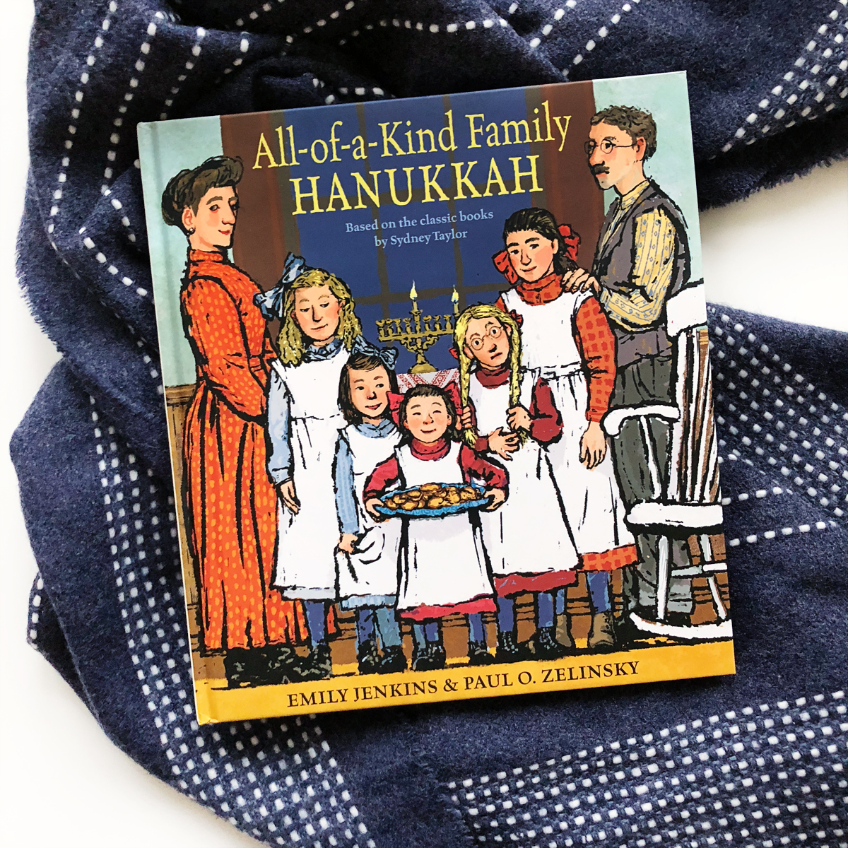 All-of-a-Kind Family Hanukkah | Avery and Augustine
