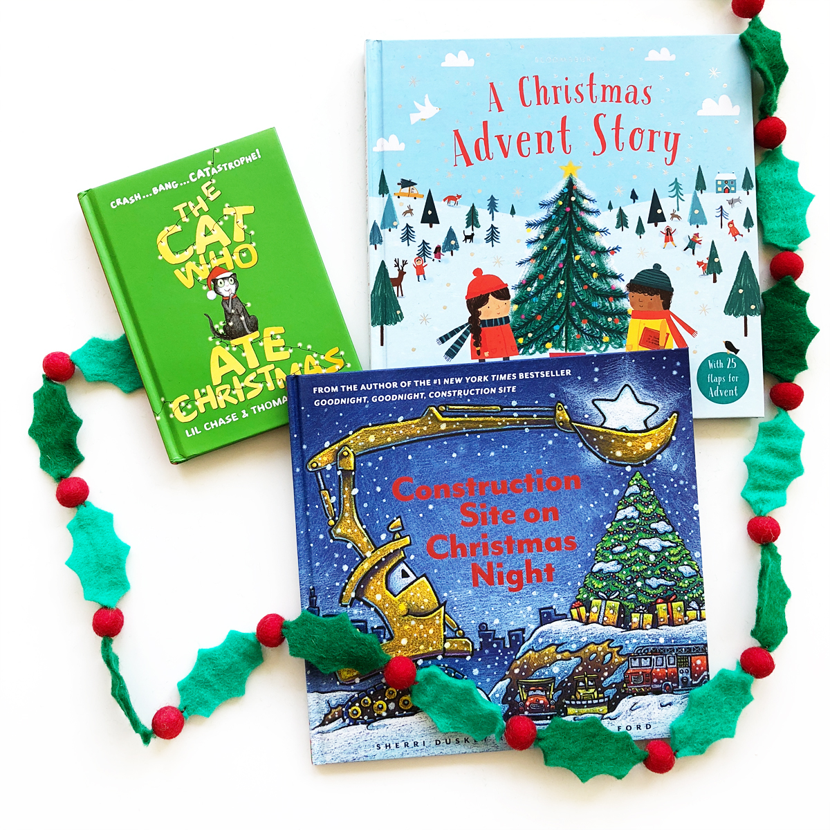 New Christmas Books for 2018   Avery and Augustine