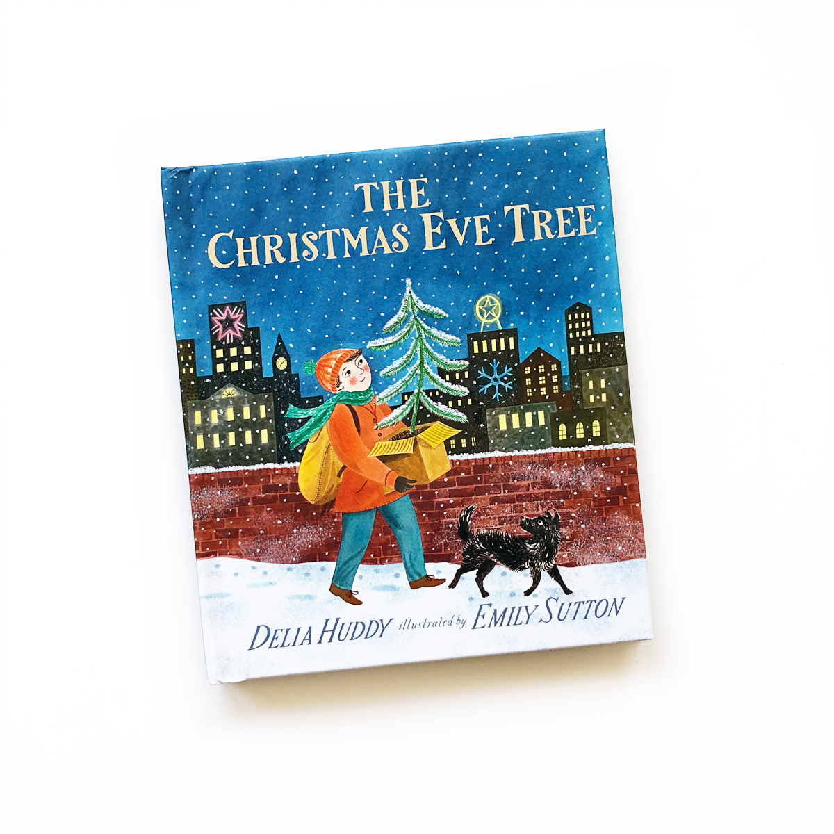The Christmas Eve Tree | Avery and Augustine