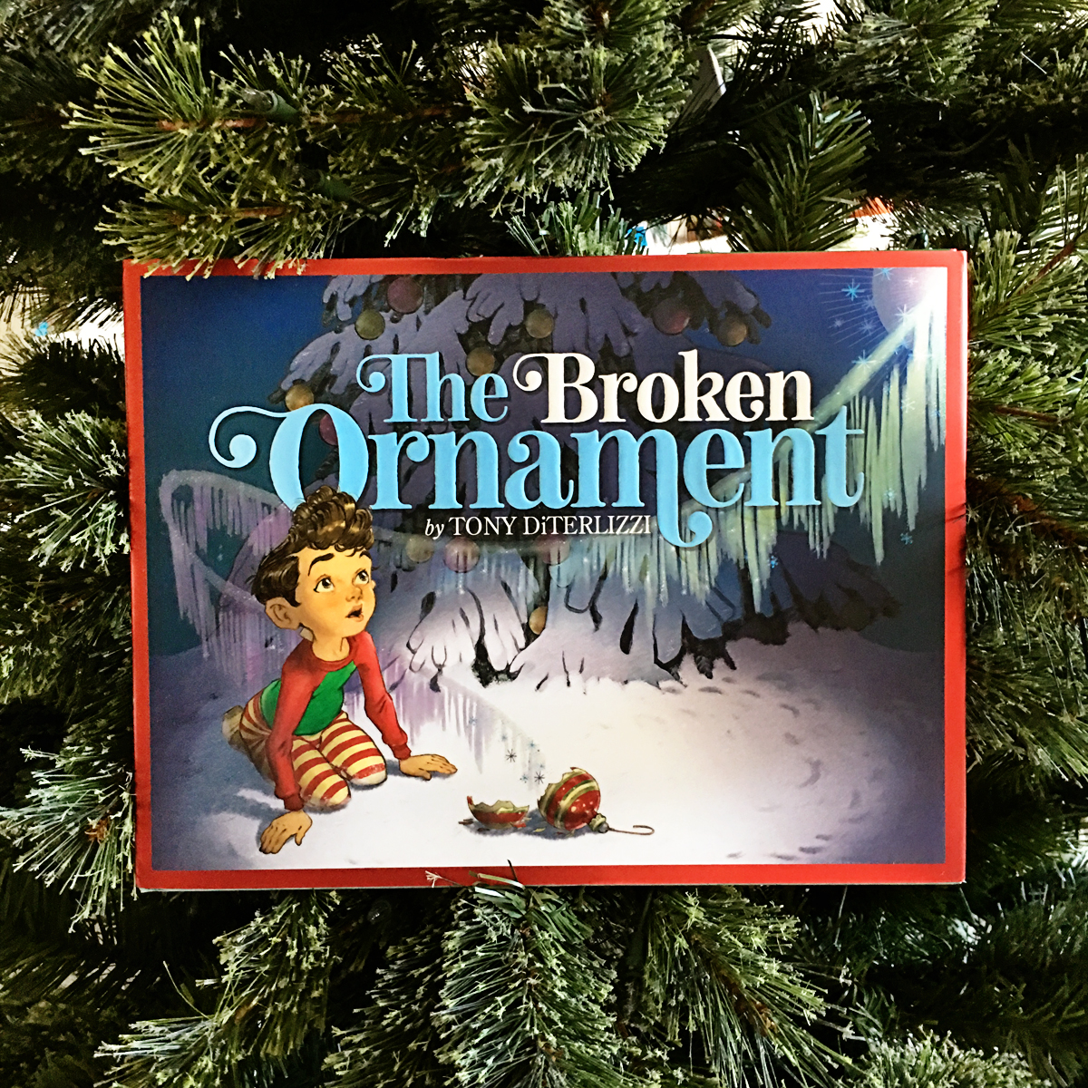 The Broken Ornament | Avery and Augustine