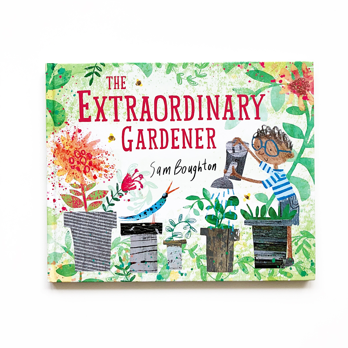 The Extraordinary Gardener | Avery and Augustine