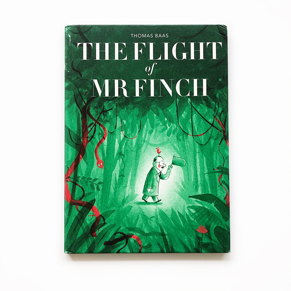 The Flight of Mr. Finch | Avery and Augustine