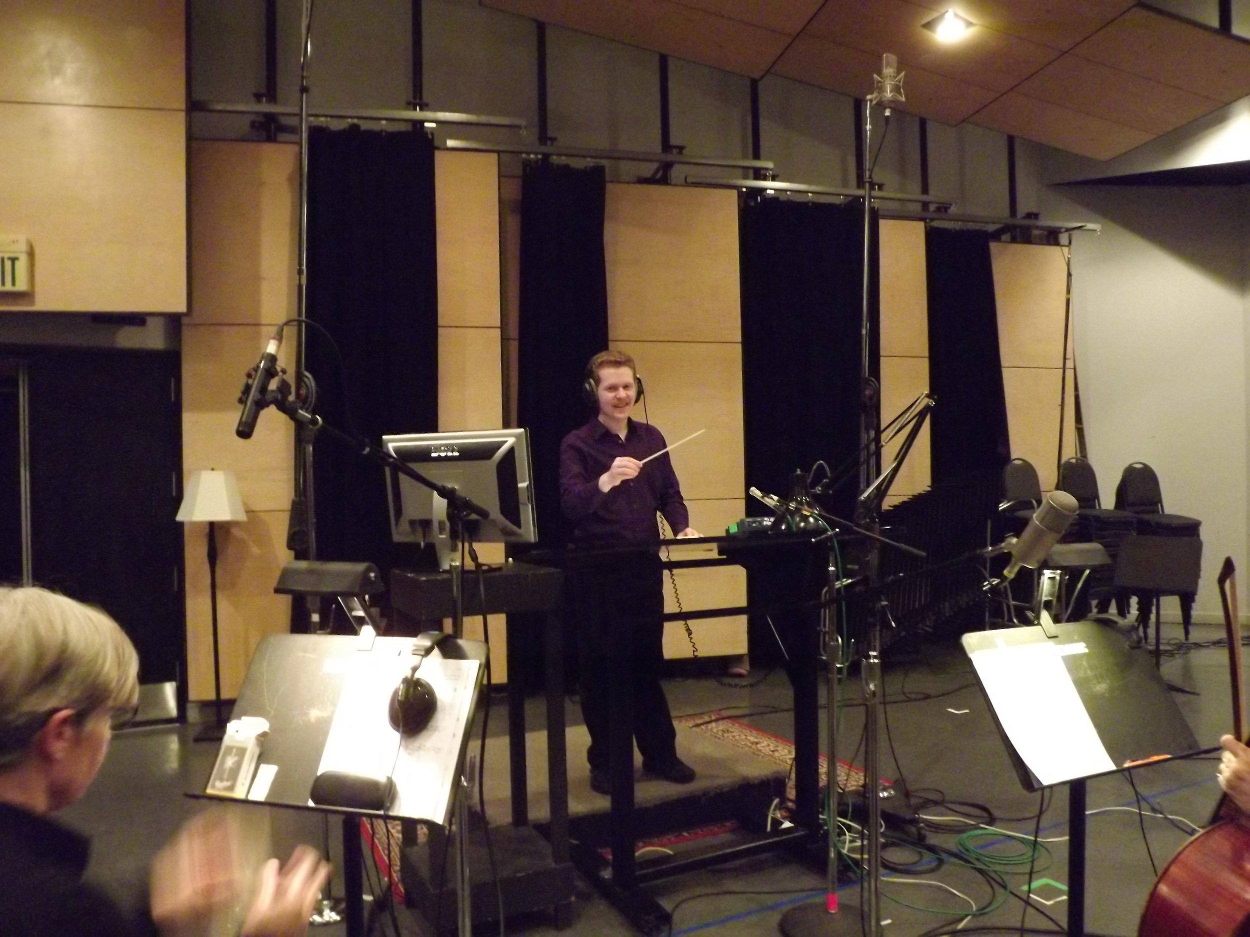 Jacob Conducting Cane at Studio X.JPG
