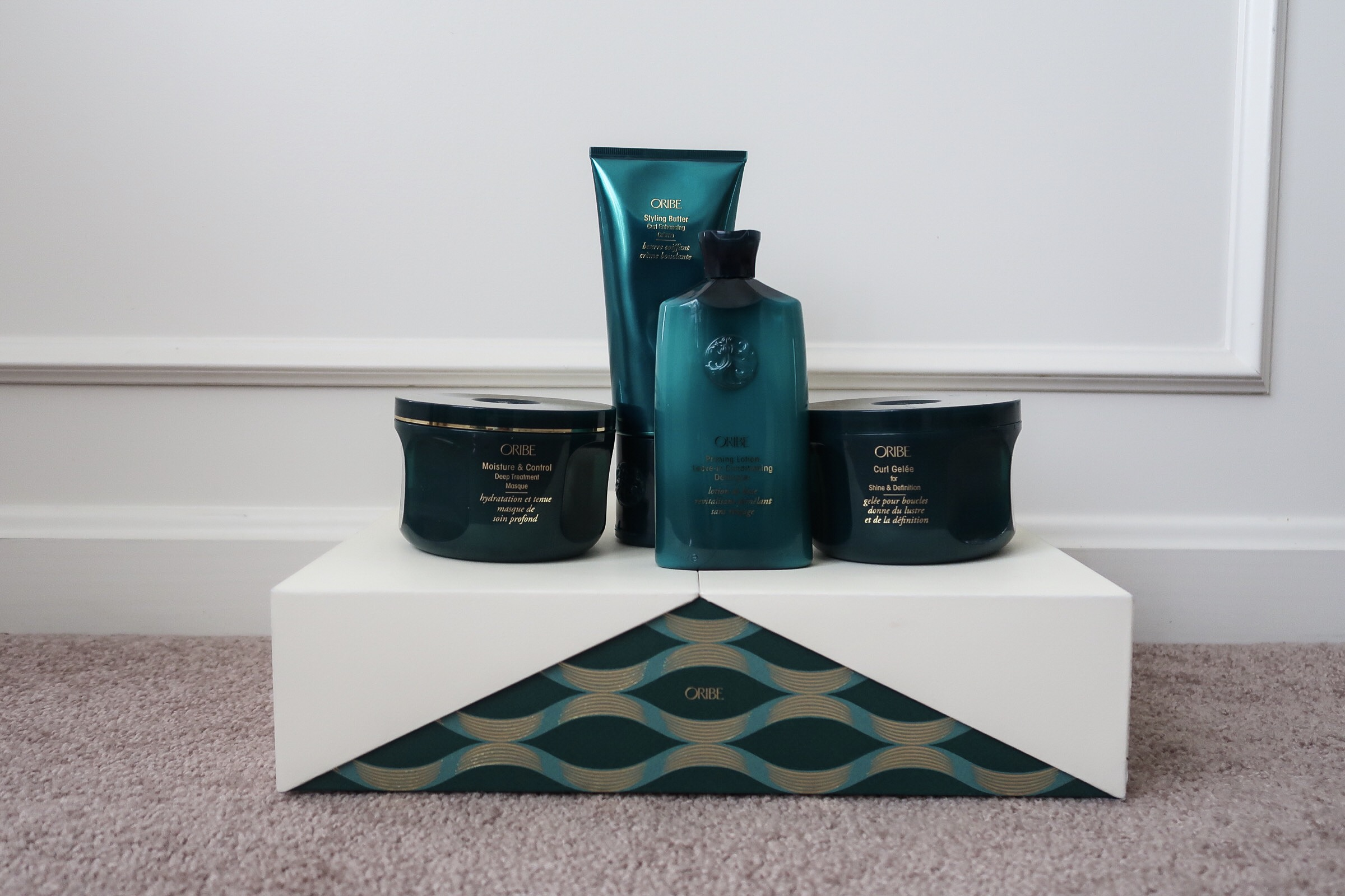 Luxury Haircare for Curly Girls? Yas! Oribe's Highly Textured Collection Launch* - Finally, we coily and curly girls can have the spa-like wash day experience too!