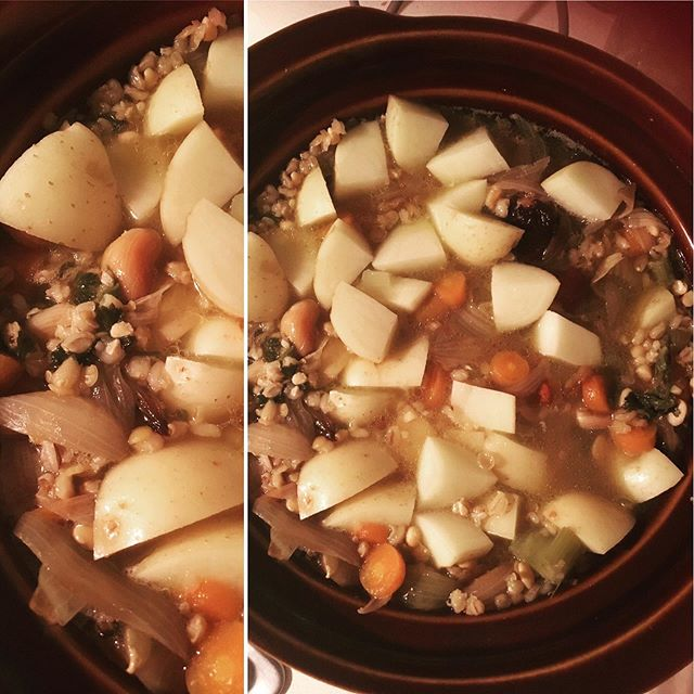 #winter #slowcooker #chefgwenmelbourne