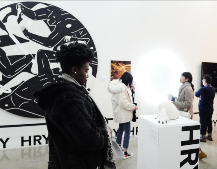 Nova Prize Exhibition Opening