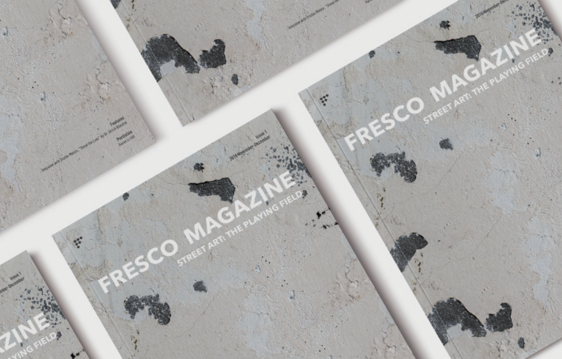 Issue 1 of FRESCO Magazine