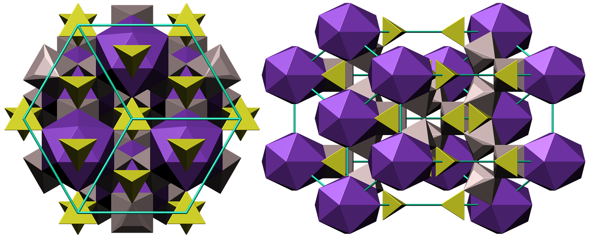 Example of Crystal Structure