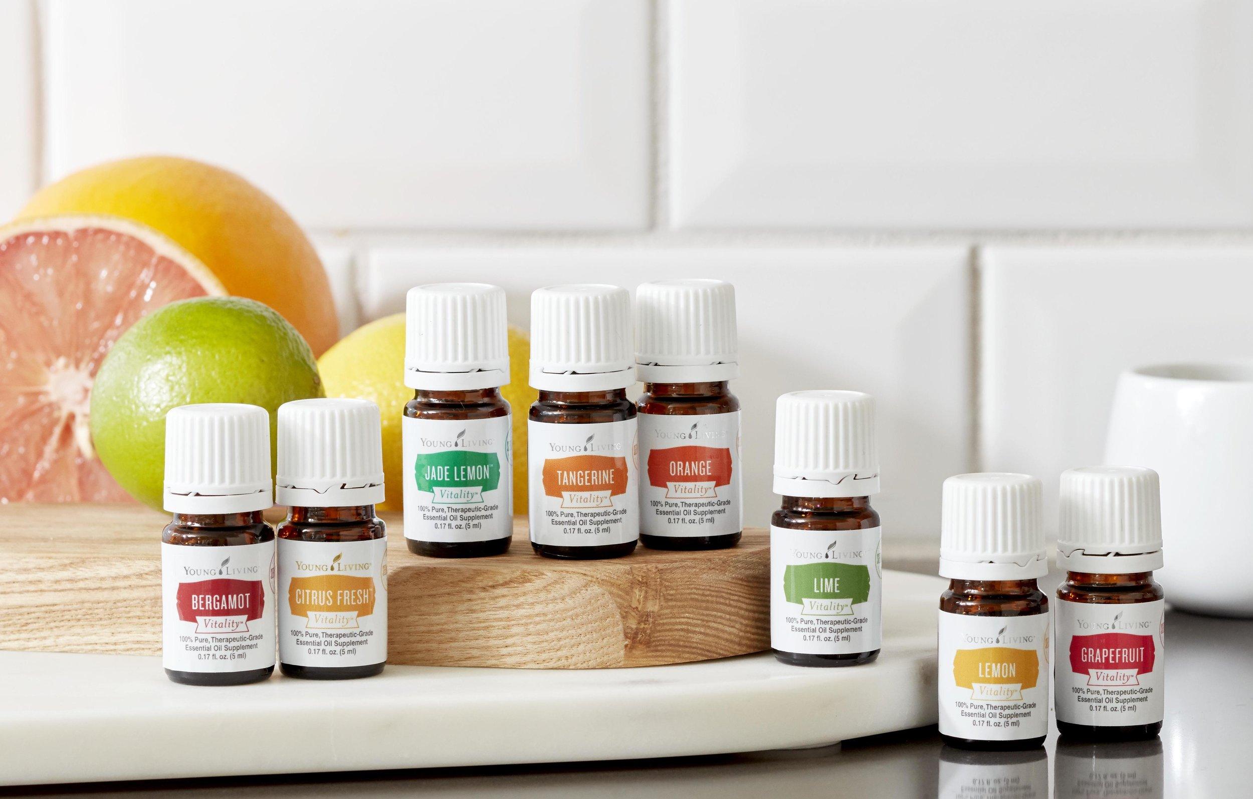 Citrus Vitality Oils