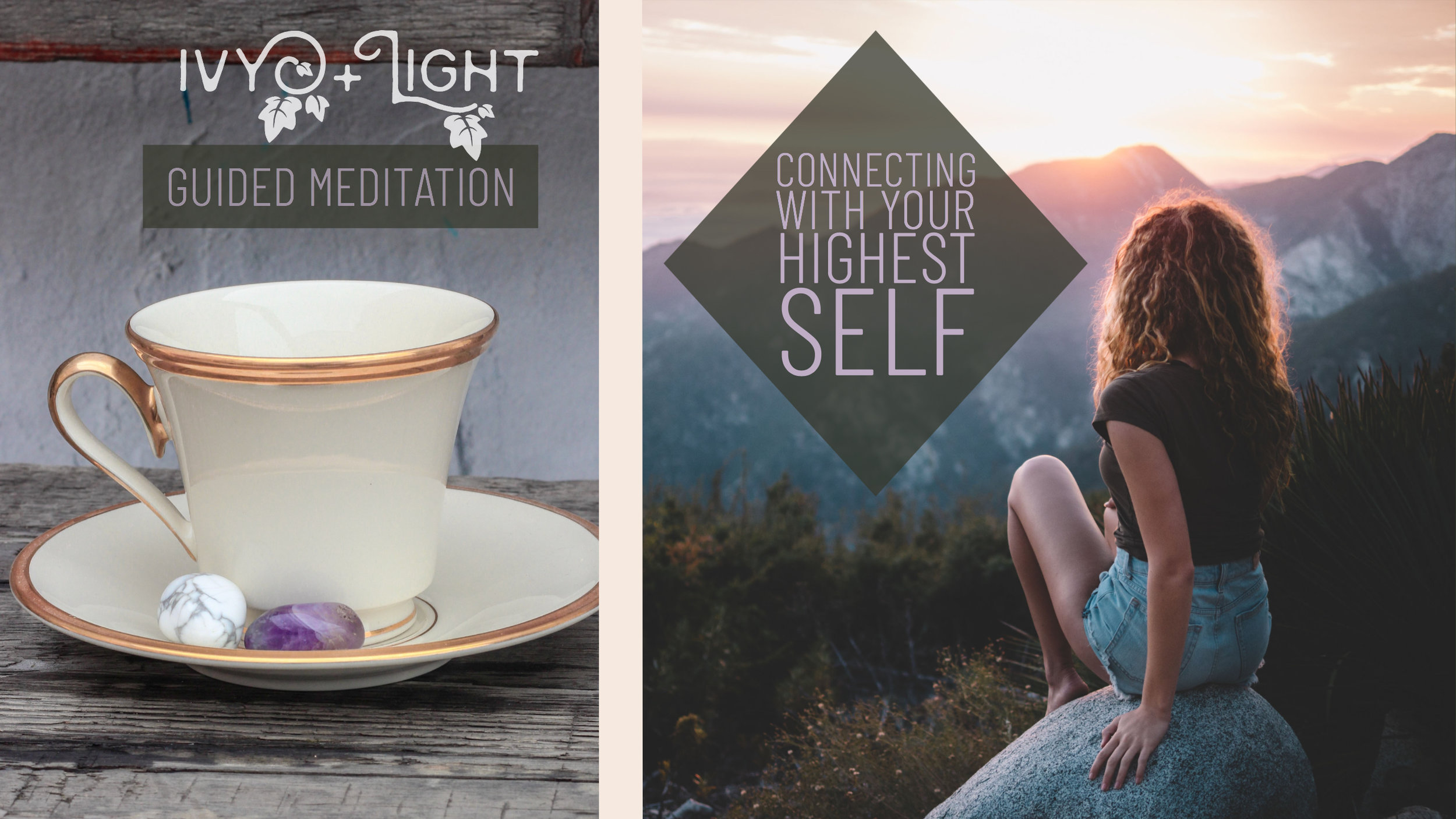 Experience this powerful Highest-Self-Connection through our Guided Meditation.