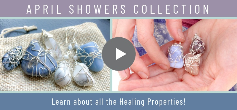 April Showers Crystal Collection