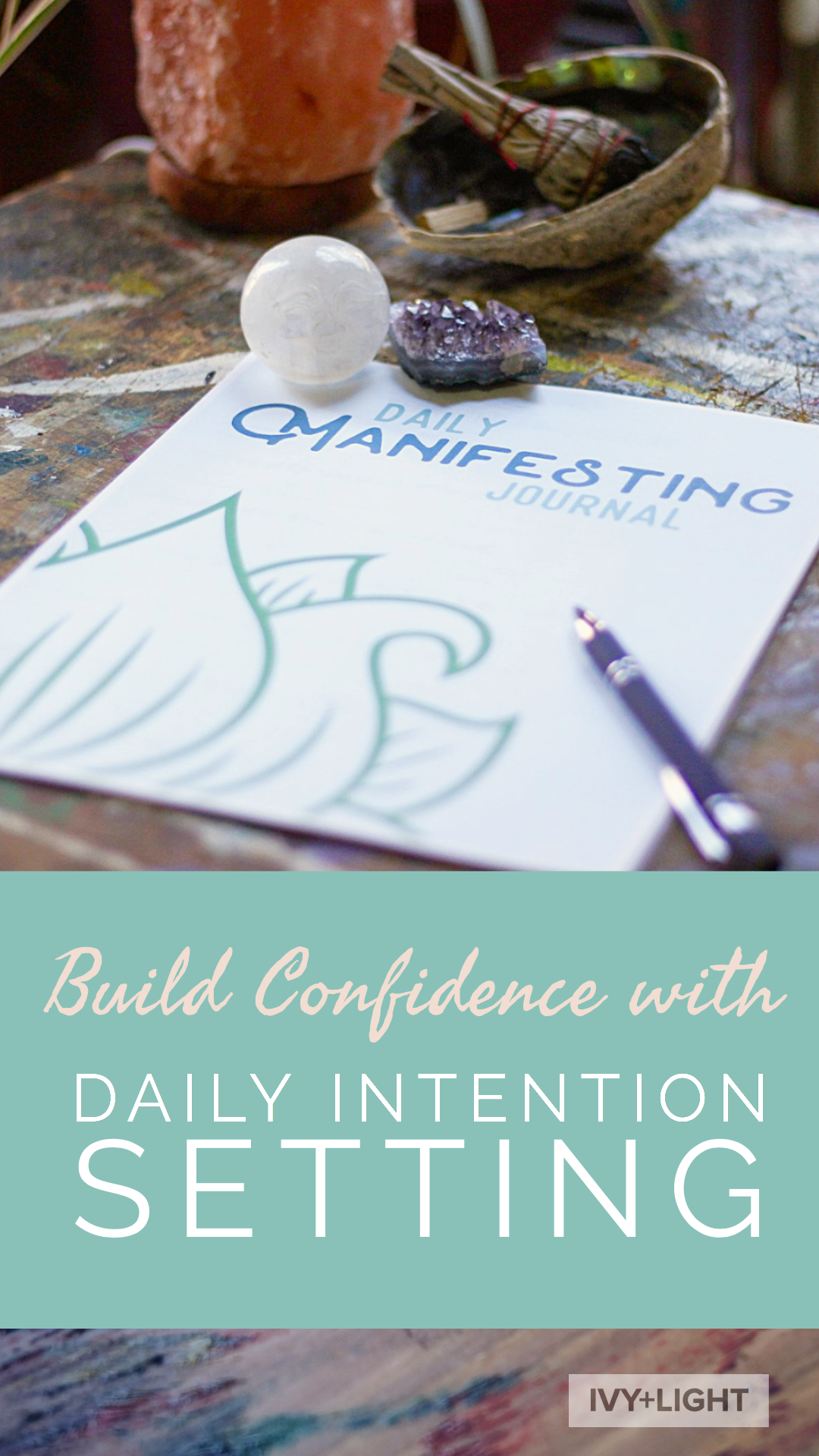 Download your  Daily Manifesting Journal  today!