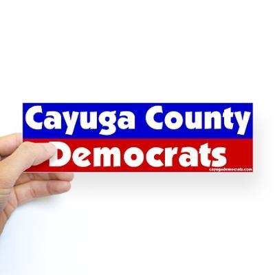 cayuga county demcrats endourse .jpg