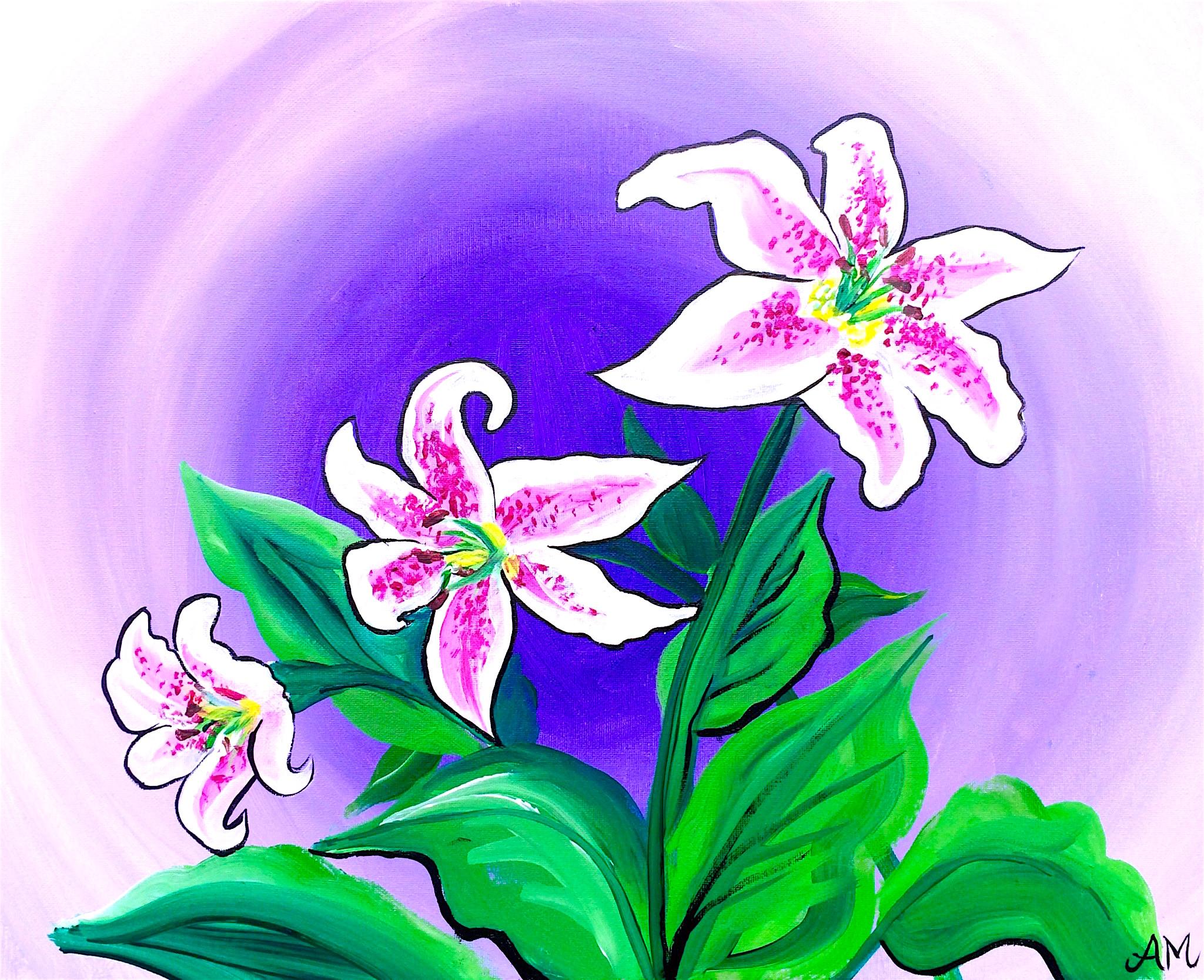 Lavendar Lilies .jpg