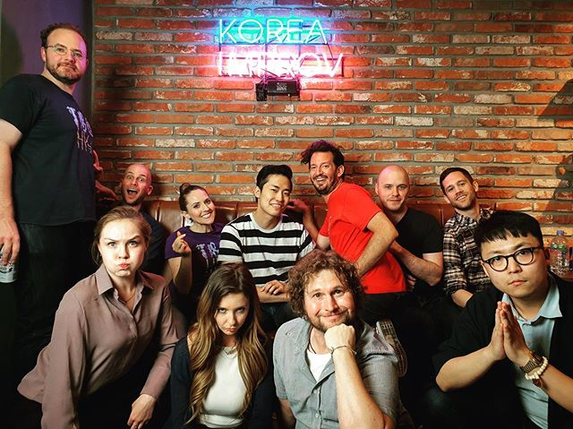 Shout out to TBC Improv for coming all the way from Hong Kong to help us put on a great show and a thanks to everyone who came out to see it all unfold! Hope we can do it again soon!