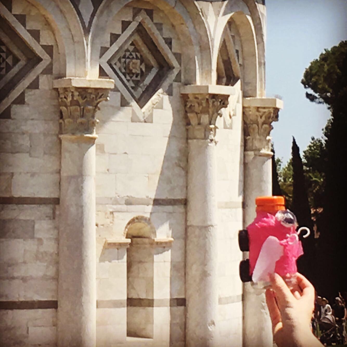 Leaning Tower Of Pisa  Pisa, Italy