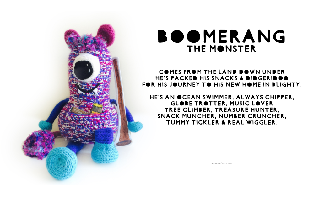 Boomerang The Monster