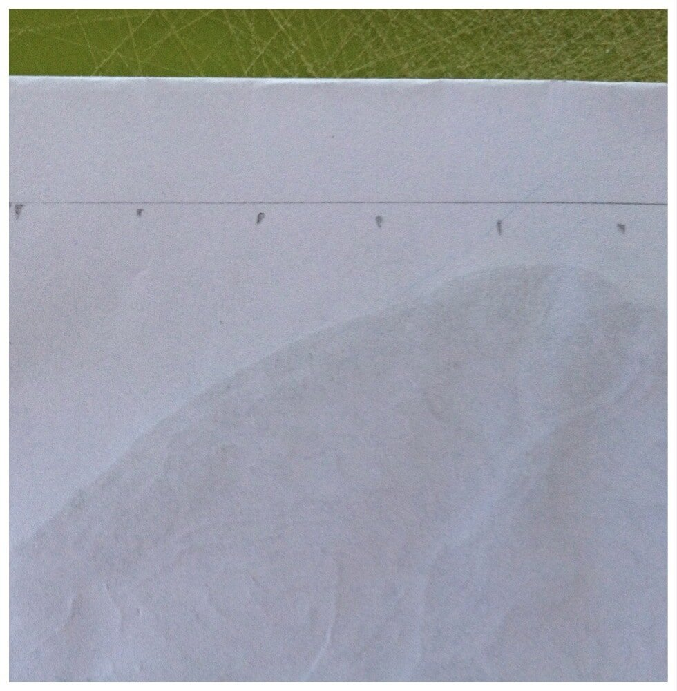 MEASUREMENTS FOR BINDING