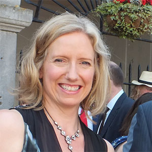 Annie Seeley, Membership & Comms